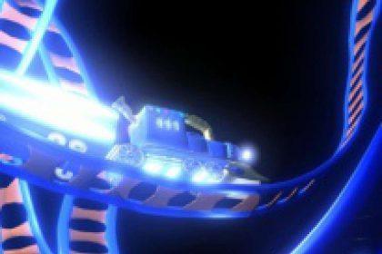 Locomotora Render Intro