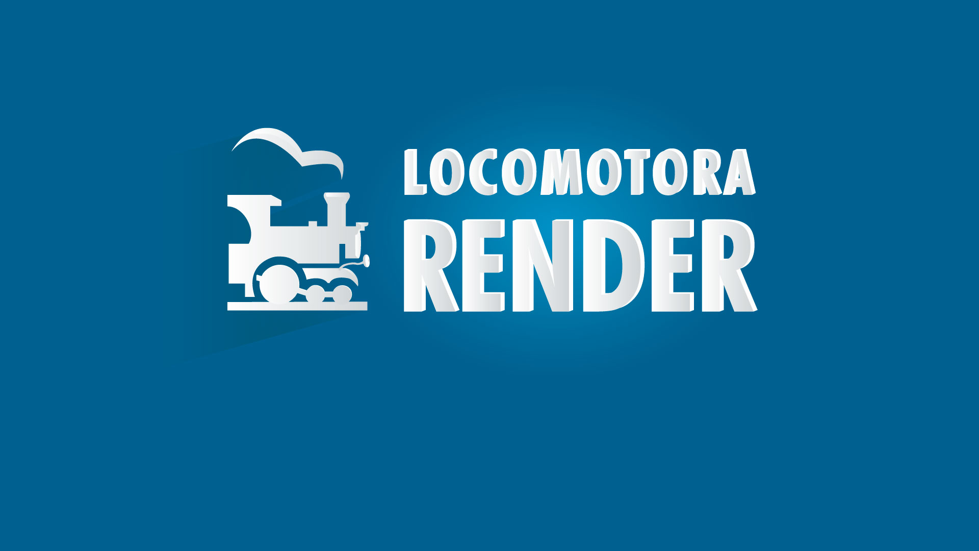 locomotora render background