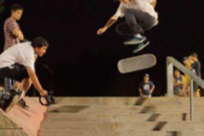 grabacion de videos de skate